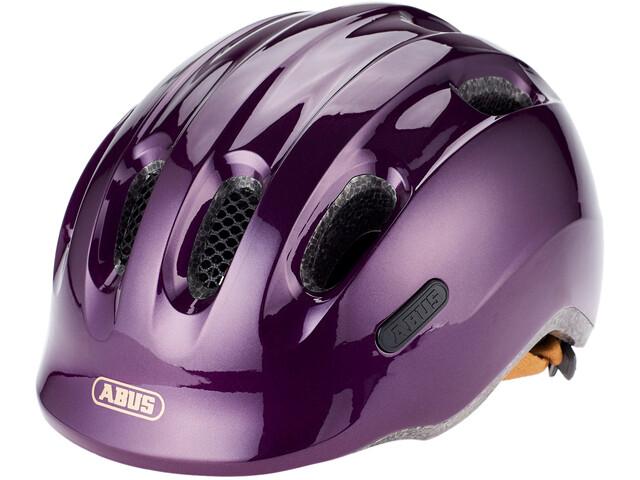 ABUS Smiley 2.0 Casque Enfant, royal purple